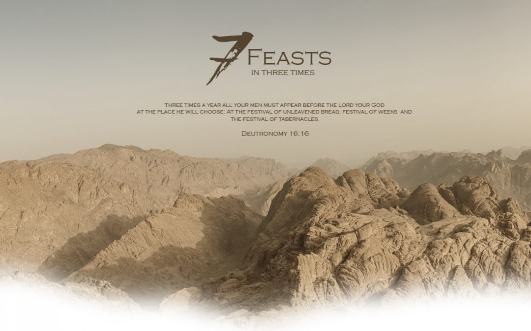 The Seven Feasts In Three Times