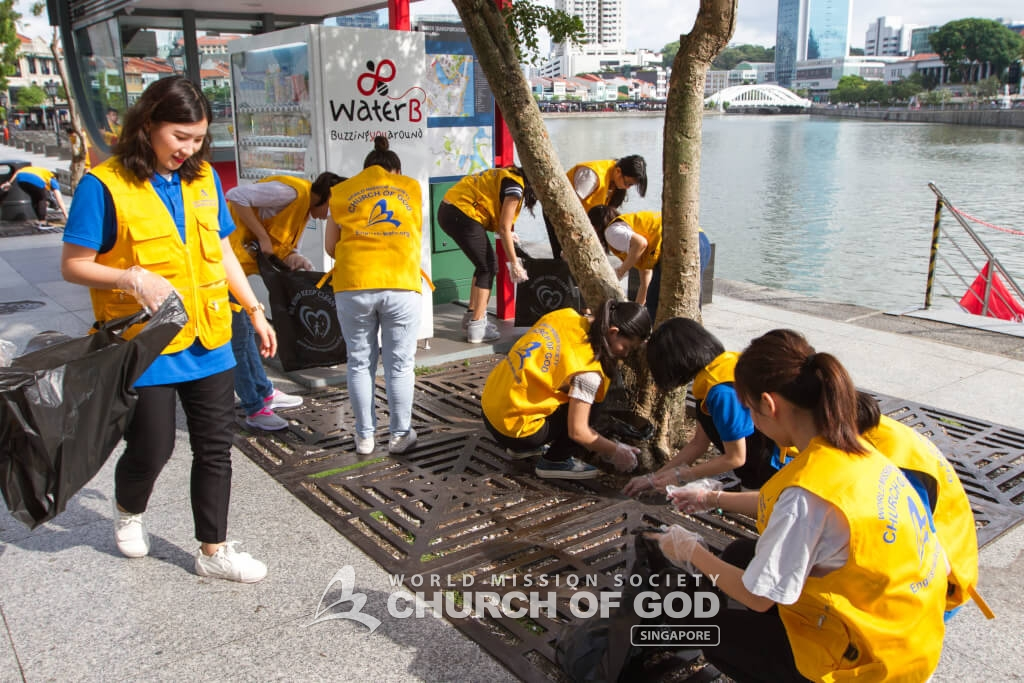 World Mission Society Church of God Singapore